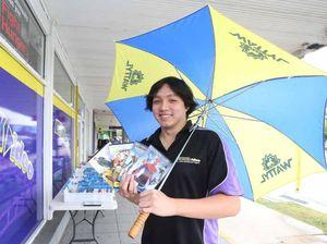 Wet weather sparks DVD raid as home-bound seek movie refuge