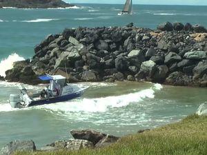Coffs Harbour boat ramp
