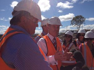 VIDEO: Newman talks about upgrades along Bruce Hwy