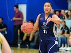 Chandrea Jones. Cyclones vs Ipswich. QBL Semi Finals. Womens Basketball. Photo Sharyn O'Neill / The Morning Bulletin