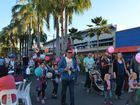 Twilight City - Mackay Street Party, 23rd August, 2014. Wood Street, Mackay. Photo Lee Constable / Daily Mercury