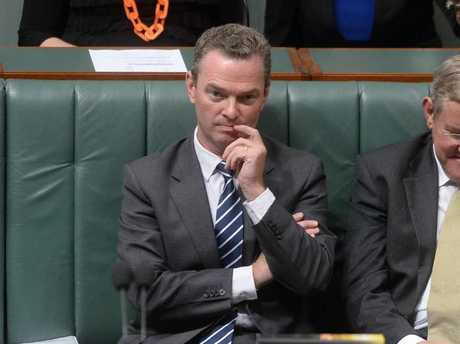 Education Minister Christopher Pyne
