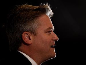 Opposition: Finance Minister Mathias Cormann 'a d---head'