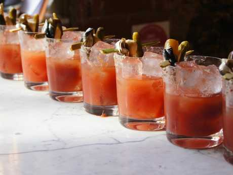 Could the humble Bloody Mary take the edge off your hangover?