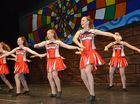 Unity College Springfest Fete. Dancers take to the stage to show their style. Photo: Warren Lynam / Sunshine Coast Daily