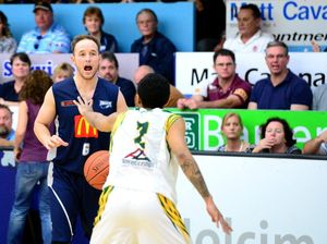 Cedar brothers cut ties for QBL finals as teams to clash