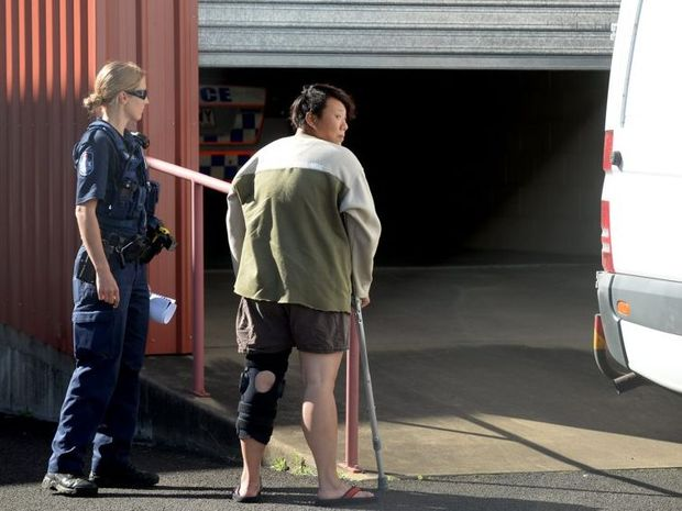 Hong Kong national Pui Shan Rachel Wong, 30, has been charged with dangerous driving causing death following a fatal crash at Pine Creek which killed two Hervey Bay fathers.