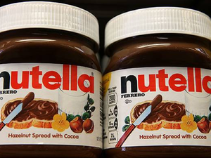 Nutella prices could be on the rise. Here's why