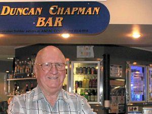 RSL won't accept second-best for Duncan Chapman