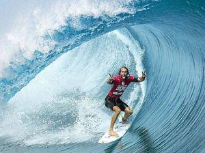 Tahiti loss can't tarnish Lennox surfer's great achievement
