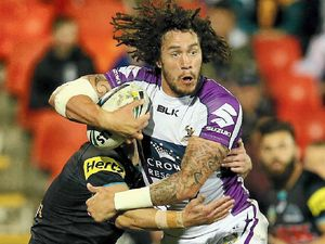 Storm blows up ladder as Panthers struggle