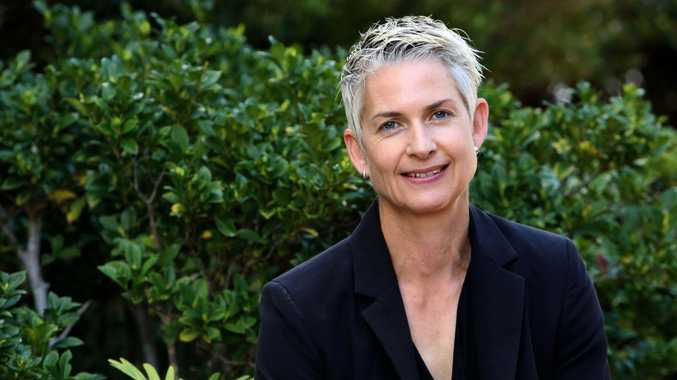 Detective Sergeant Kim Cavell was named the Most Outstanding Female Investigator at the Australasian Council of Women and Policing 16th annual Excellence in Policing Awards on Monday. Photo: Nicola Brander / Sunshine Coast Daily