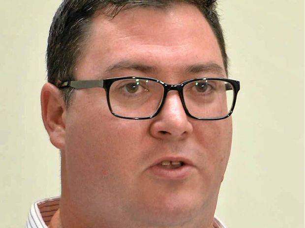 Federal Member for Dawson George Christensen.