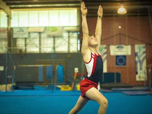 Gladstone gymnasts step up at regional titles