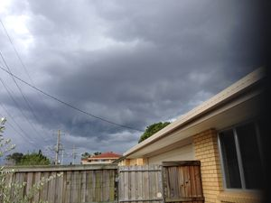 Storm brewing at Caboolture