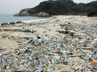 Plastic rubbish greater threat than climate change