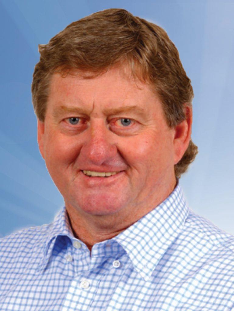 Retiring Member of Gregory Vaughan Johnson