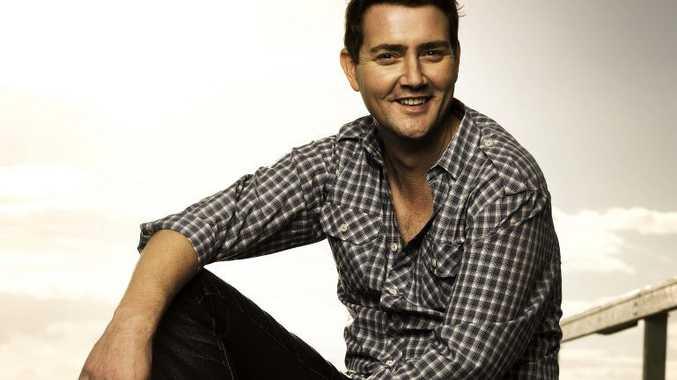 Singer Adam Harvey.