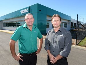 Toll NQX gets things moving at Gracemere Industrial Area
