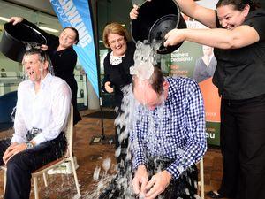 Ice Bucket Challenge - 28 Aug 2014