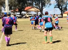 The Warrego Wallabies were the better side when they played Miles on Saturday.