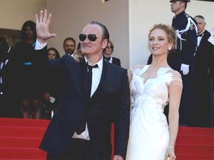 Uma Thurman is cryptic about Tarantino relationship