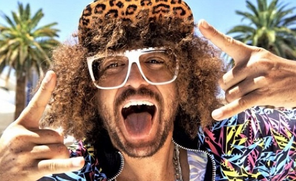 Redfoo was the victim of an alleged glassing attack overnight.