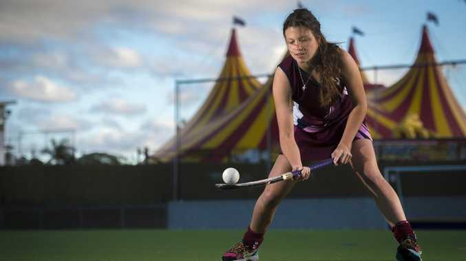 Lindsay Mathison has been selected for the Australian schoolgirls under-16s hockey team to play in Europe next year.