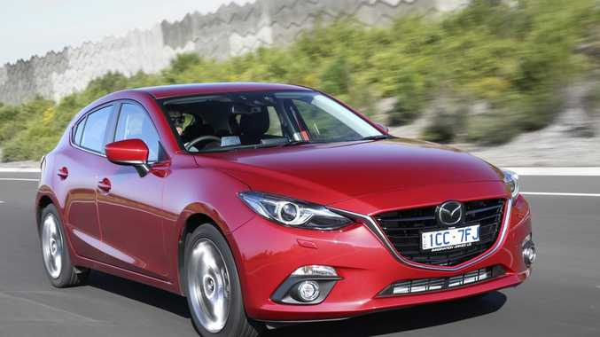 CURRENT CHAMP: Mazda3 is our current best seller, but it'll be watching out for Hyundai's i30.