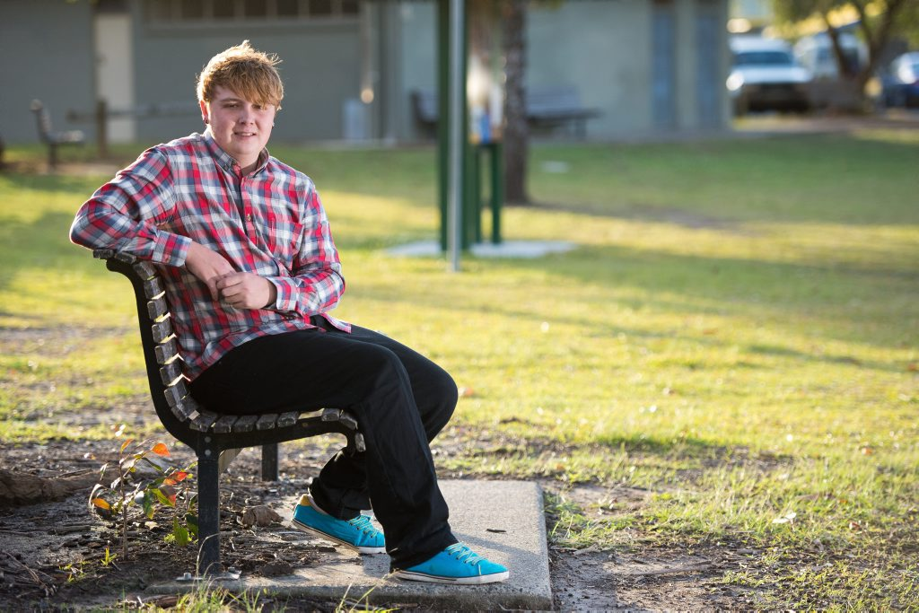 Jayden Nicholls talks about the frustrations of young job seekers on the Coffs Coast. 