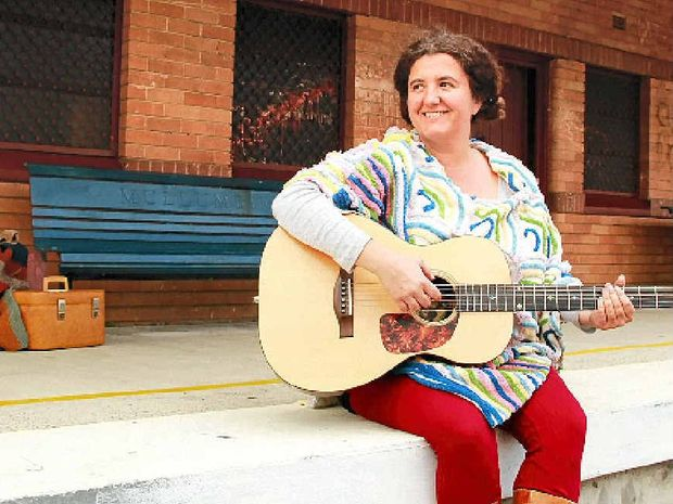 ALBUM LAUNCH: Lou Bradley will launch her third studio album at Wilsons Creek Hall this Saturday.
