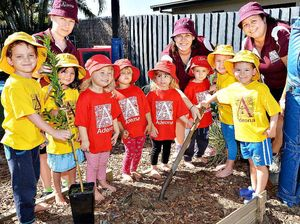 Young children's free spirits reign at Adeona centre