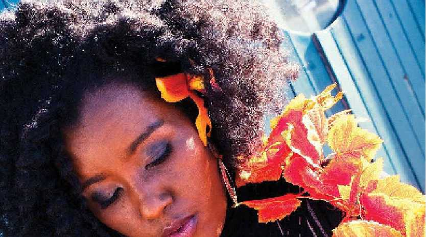 COLOURFUL FUSION: Grace Barbe will perform her exotic show titled, The Afro Sound of the Seychelles, at The Pilbeam Theatre next weekend.