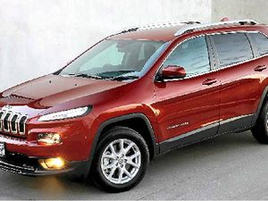 Jeep Cherokee Longitude road test