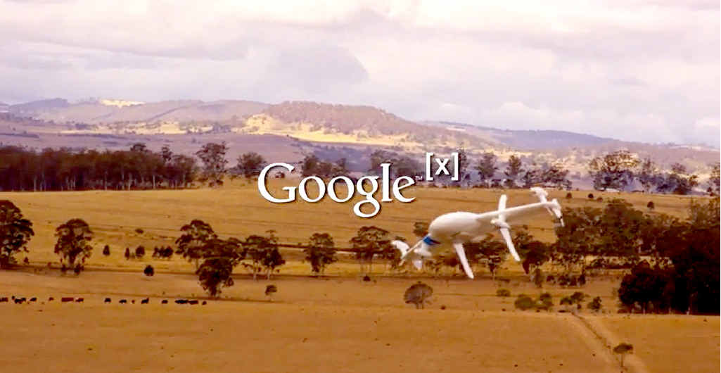 """""""It's just amazing something like this has been tested in our own backyard,"""" says Neil Parfitt, a Loch Lomond resident who was the first in the world to receive a parcel delivered by a Google drone."""
