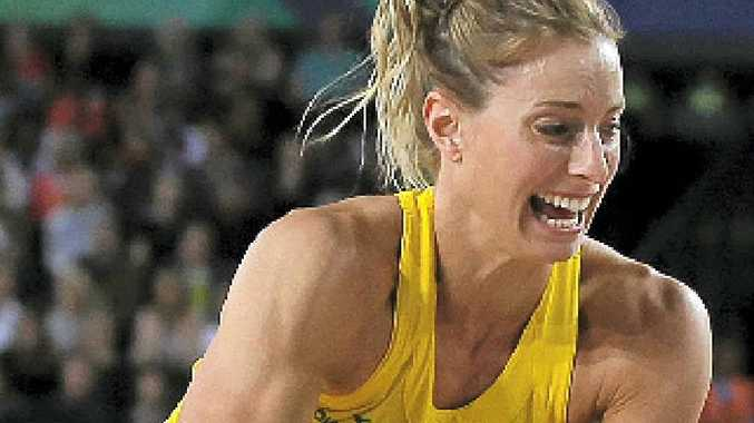Laura Geitz at the Commonwealth Games Glasgow 2014, in Glasgow.