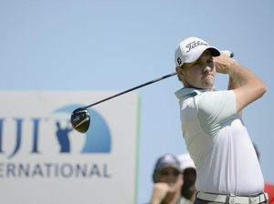 Higginbottom in contention at the Isuzu QLD Open
