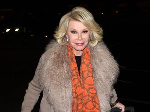 Joan Rivers is out of intensive care
