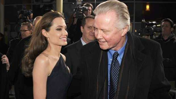 Angelina Jolie's actress's father Jon Voight was 'not invited' to the private nuptials in France