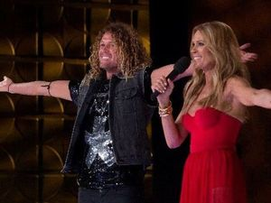 Sonia Kruger's causing waves again, but not about babies