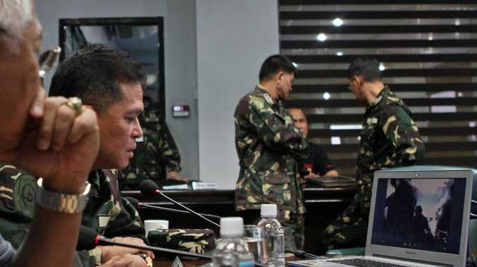 The rebels were still holding hostage 44 Fijian peacekeepers, whom they disarmed before attacking the Filipino troops. The Filipino soldiers retreated to safe areas in two separate extractions, General Gregorio Catapang said.