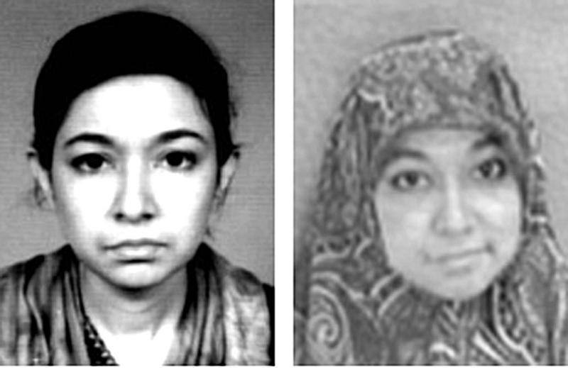 Aafia Siddiqui, 38, who had been dubbed