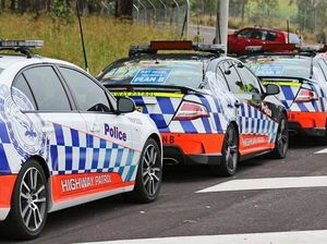 Two charged after police pursuit on Pacific Hwy