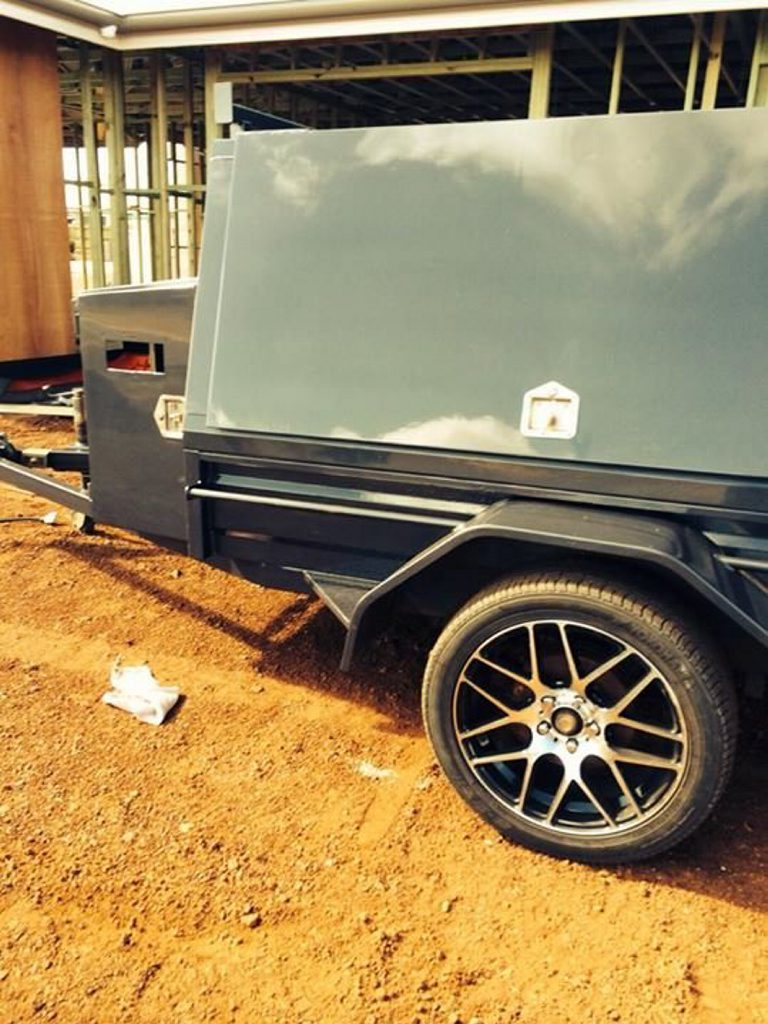 A trailer containing $20,000 worth of tools was stolen from Harlaxton late last week.