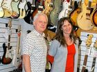 Byron music shop to change hands for first time in 30 years