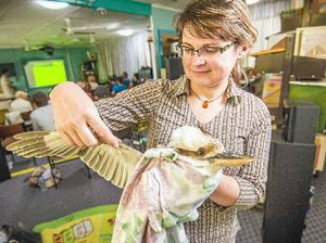 Wildlife whisperer in town to help carers