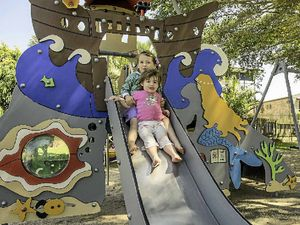 New Barney Point playground popular with kids