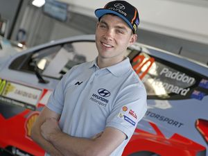 Kiwis pinning Rally Australia hopes on Paddon
