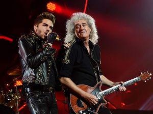 Queen in concert in Brisbane