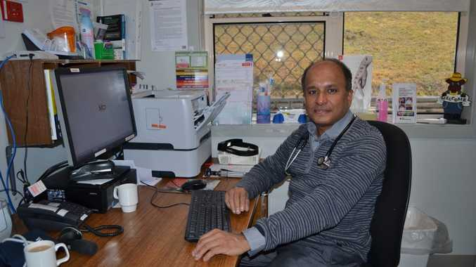 NEW DOCTOR: Dr Sunil Sunil has recently started working at Bonalbo Health Services.